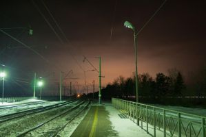 Railway by iOVERD