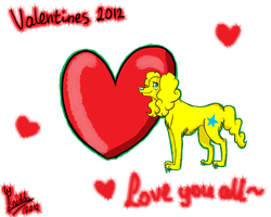 Valentines 2012 by Pixel-Candy