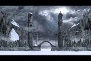 The Northern Gate by xibalba
