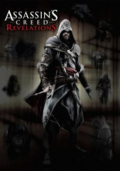 Assassins Creed: Revelations 2 by ersel54