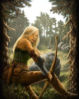 The Sniper by JakobHansson