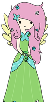 Fluttershy - Gala by skatergirl8888