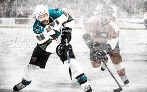 Dan Boyle Wallpaper by XxBMW85xX