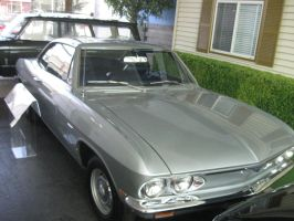 '69 Chevrolet Corvair by scholarwarrior-lad