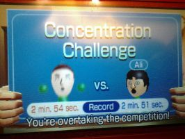 Beaten Rival in Concentration Training by Keyotea