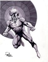 Banshee Commission by Roger-Robinson