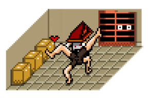 Pyramid head fun by farmerfren