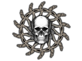 New ID  Wretched Bones Sun by Wretched--Stare