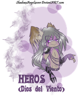Heros the God of Wind by Angel-Balance