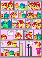 The Return of Sunset Shimmer, Part 8 by Skiskir