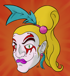Coloured Kefka by slaverstrike