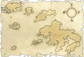 Blank Fantasy Map by Ragir