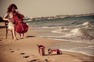 Cello Concert for nature 4 by Mircea-Marinescu