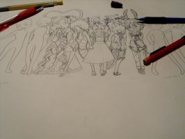 (Working On) Alice in the Country Of Hearts by Lovepiko