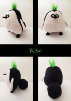 Kikwi plush by nfasel