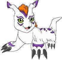 Digimon-Gomamon by NekoHime07