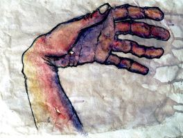 Hand 2 by CHSD