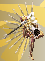 Mami Tomoe by Zedrin
