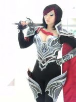 Yaya Han as Fiora by LunaStarsPhotography