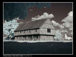 Infrared - Moot Hall Elstow by Raymate