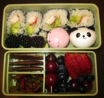 Maki Bento by Thenextera