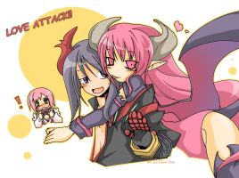 TOVD3 Love Attack by Eko-chan