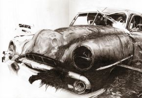 Dodge 1953 Wreck update 2 by Medvezh