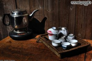 Tea time by abelvideo
