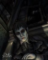 Barnabas Collins by owlsintophats