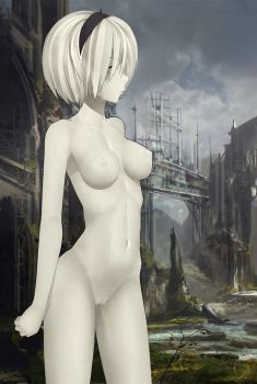 2B Petrified by L-exander909