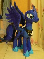 Projekt Princess Luna MLP Update 11 by Znegil