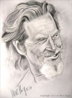 Jeff Bridges by Gopherproxy