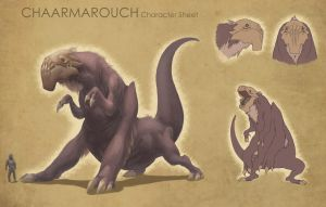 Creature Sheet by Fakelore