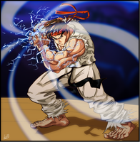 Shinkuu Hadouken by Ninjaco