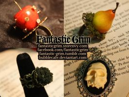 Introducing Fantastic Grim by BubbleCafe
