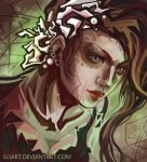 Smile at My Allusion by Si3art