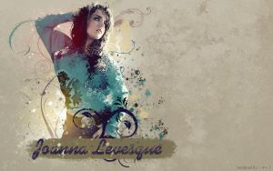 Joanna Levesque by alidesignr
