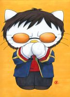 Gendo Kitty by TalisX