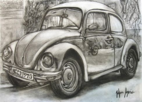 Volkswaggin' Beetle by K34R7