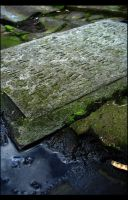 gravestone by divinedecay