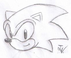 Sonic by SuperGon-64