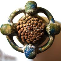 Pine Cone Circle by dannypyle