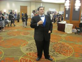 Animefest '12 - Fancypants by TexConChaser
