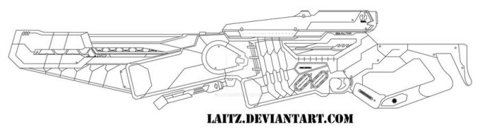 Assault Dominator : Blueprints by Laitz