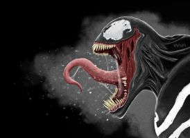 La rage de Venom. by Kev1987