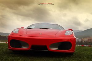 Ferrari F430 No.9 by berk007
