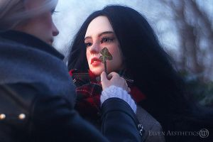 Your Eyes Are The Color Of Ivy by Katyok