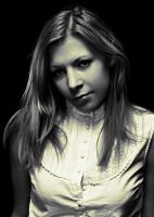 Portrait black_white by Aquilae