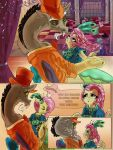 The Night Has Just Begun - Page 1 by TheCuriousFool