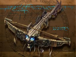 The crossbow by Jonik9i